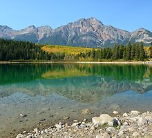Patricia Lake by Roxanne Persson