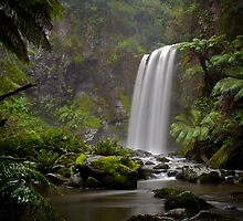 Hopetoun Falls, Otway National Park, Winter 2011 by mikeofthethomas