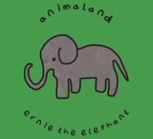 Ernie the Elephant Kids Clothes