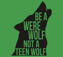 Be A Werewolf (v1; 2.0) by sstilinski