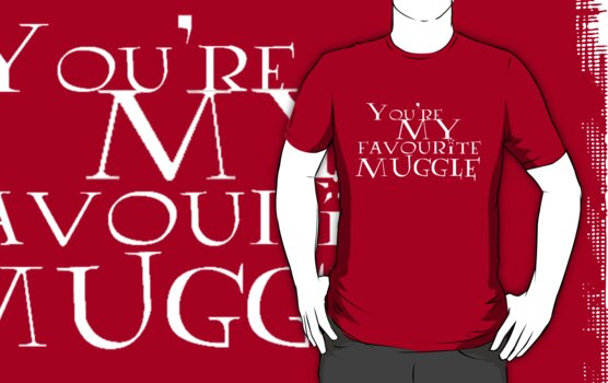 Favourite Muggle (British Spelling) by AlicePrewett