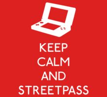 Keep Calm and Streetpass by VGScratch