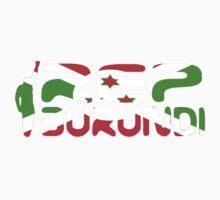 I Represent Burundi by robertnizigama