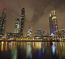 Crown Casino Complex by SharronS