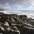 Pancake Rocks by Simone Kelly