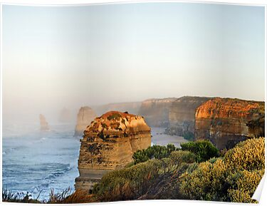 Apostles rise HDR #15 by GUNN-PHOTOS