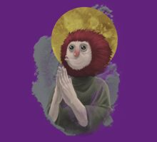 Owl Messiah by Hellbeard