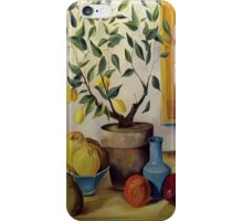 Pear and Apple iPhone Case/Skin