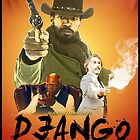 Django Unchained by alxqnn