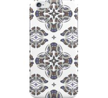 Butterfly Ornamental 3G  4G  4s case iPhone Case/Skin