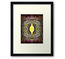 The Water Portal Framed Print