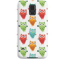 Owl Fun 3G  4G  4s case Samsung Galaxy Case/Skin