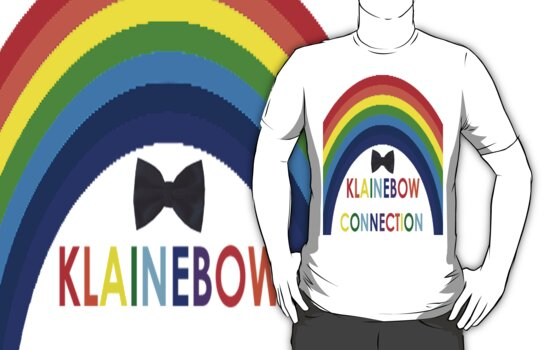 Glee Klainebow Connection by rachick123