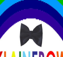 Glee Klainebow Connection Sticker