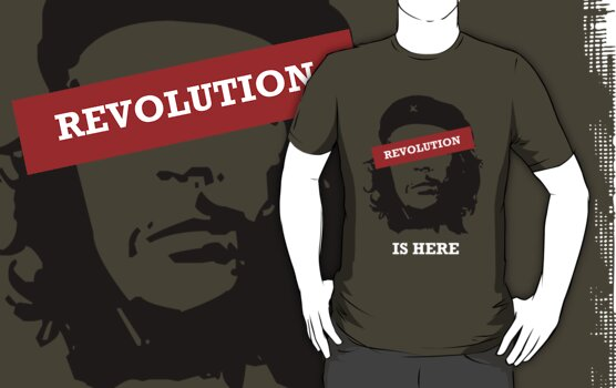 Revolution is HERE! by LifeSince1987