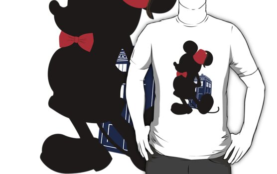 Mickey Mouse X Doctor Who by kinxx