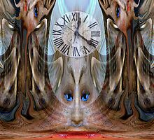 The Clock Watcher by wiscbackroadz