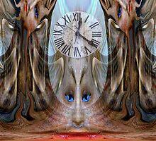 The Clock Watcher by wiscbackroadz