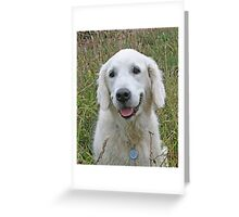 Such a sweet and lovely smile Greeting Card