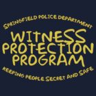 Witness Protection Program by portiswood