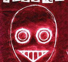 Spooky blood by Cameron Bullen
