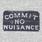 Commit No Nuisance by Alyssa Passlow