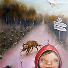 Little Red Riding Hood by Monica Blatton