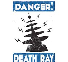 death ray phone by artvagabond
