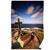 Malin Head - Donegal Ireland Poster