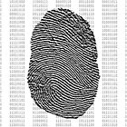 Fingerprint over binary numbers by Jeff Knapp