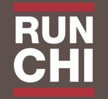 RUN CHI by Greg Dressel