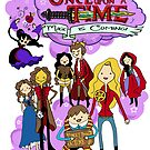 Once Upon An Adventure Time by tonksiford