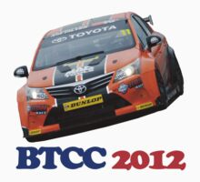 BTCC 2012 by NightDragon74