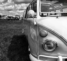 The VW Bus by Mark  Swindells