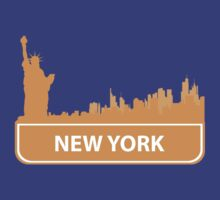 New York by Chrome Clothing