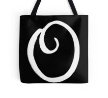 The Letter O Tote Bag
