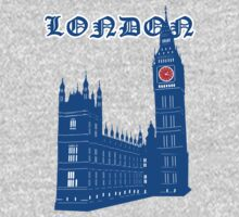 London  by Chrome Clothing