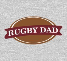 Rugby Dad by SportsT-Shirts