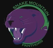 Snake Mountain Panthors by manikx