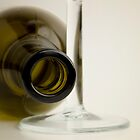 Wine Bottle by BlinkImages