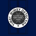 Timey Wimey Detector by shardsofblue