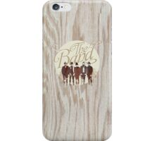 THE BAND iPhone Case/Skin