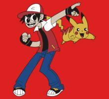 Ash VS the World by jeromeanimation