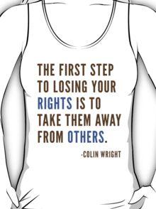 The First Step T-Shirt