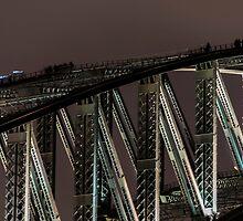 Top of the Coat Hanger in Sydney by KeithMcInnes