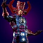 Galactus - Marvel Villain Series by ericvasquez84