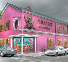 Pirates of Nassau Museum in Nassau, The Bahamas by 242Digital