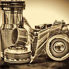 VINTAGE 35MM by Rob  Toombs