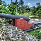 West Bay Street at Arawak Cay in Nassau, The Bahamas by 242Digital