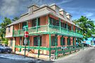 International House in Downtown Nassau, The Bahamas by 242Digital